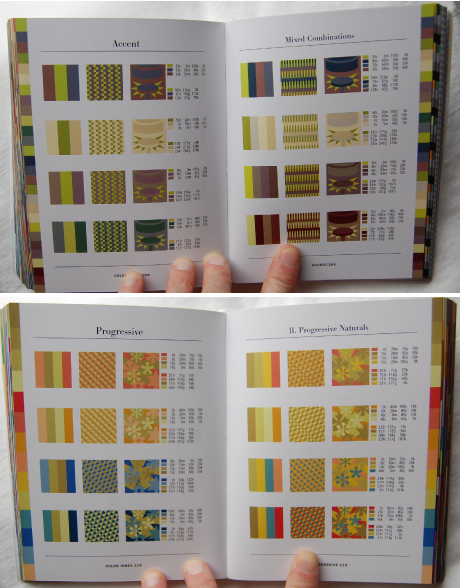 book: color index – Daisy Janie